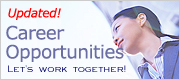 Career Opportunities. We offer employees a competitive compensation and benefits package.